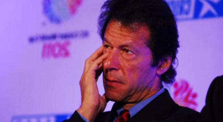 Imran Khan insulted in Pak Parliament, MP jibes, video goes viral