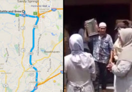 Man nearly marries wrong woman, Courtesy, Google Map