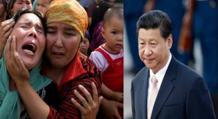 How China is Violating Human Rights Treaties and its own Constitution in Xinjiang..!!